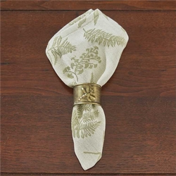 Dragonfly Napkin Ring - Set of 2