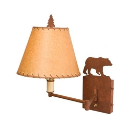 Swing Arm Bear Light
