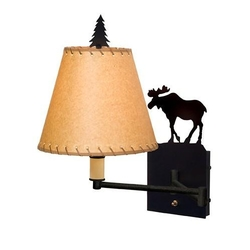 Moose Swing Arm Light