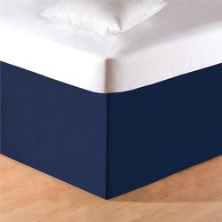 Solid Blue Bedshirt