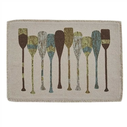 Paddles Placemats - Set of 2
