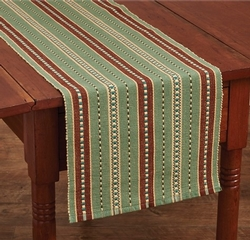 Mountain Morning Table Runner