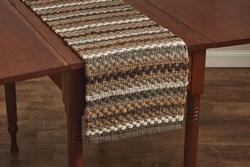 Mineral Stripe Table Runner