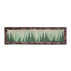 Birch Branches Bear Valance or Table Runner