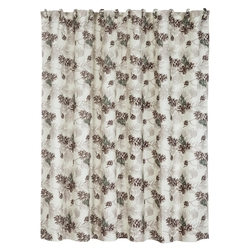 Forest Pine Shower Curtain