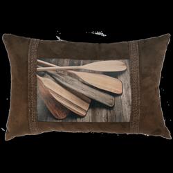 Lakeshore II Paddle Pillow