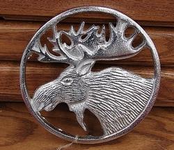 Moose Lodge Trivet