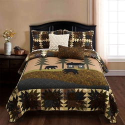 Mountain Lodge Bedding
