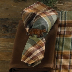Wooded River Napkin - Set of 2
