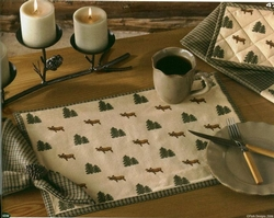 Northern Exposure Placemat - Set of 2