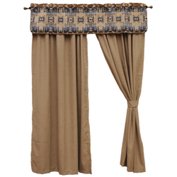 Cascada Curtain and Valance