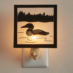 Loon Night Light