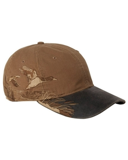 DRI DUCK Mallard Wildlife Cap - 4 Color Options