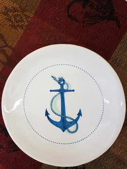 Anchor Trinket  or Serving Dish