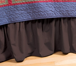 Bear Ridge & Basket Bed Skirt