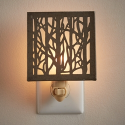 Birch Forest Night Light