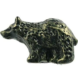 Bear Knob - Left Facing - Four Colors