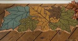 Falling Leaves Doormat