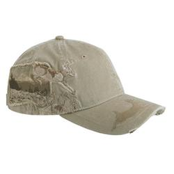 DRI DUCK Applique Deer Wildlife cap