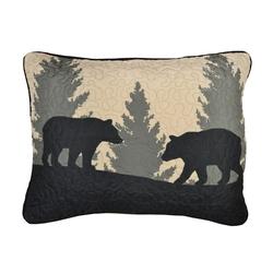 Bear Walk Pillow Sham - Two Sizes
