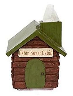 Cabin Tissue Cover Box