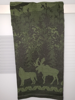 Wilderness Jacquard Dish Towel