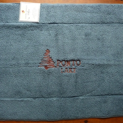 Laura Ashley Customized Bath Mat