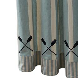 River Runner Stripe Shower Curtain - 72