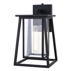 Blackwell 8 inch Outdoor Wall Light - Matte Black