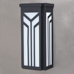 Evry 14 inch Tall Outdoor Sconce