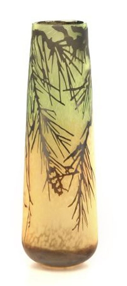 Europa Conifer Tall Vase