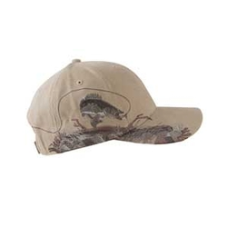 DRI DUCK Walleye Wildlife Cap