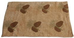 Pine Cones Place Mats - Set of 2