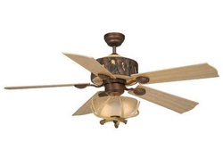 Rustic Cabin Lamps And Lighting Ceiling Fans