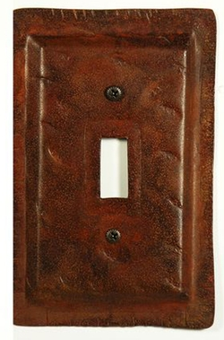 Rustic Light Switch Covers Custom Rustic Cabin Lamps And Lighting Switch Plates Design Ideas