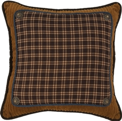 Ocala Plaid Pillow 18