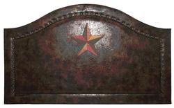 Larado Star Headboard