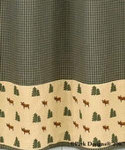 Northern Exposure Shower Curtain 72