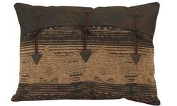 Sierra Chenille Suede Pillow 16