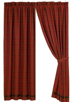 Cascade Lodge Curtain 48