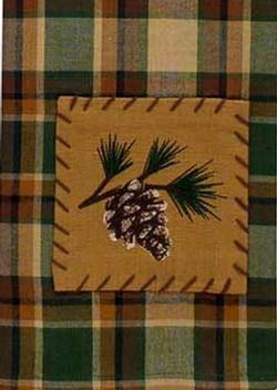 Scotch Pine Shower Curtain - 72