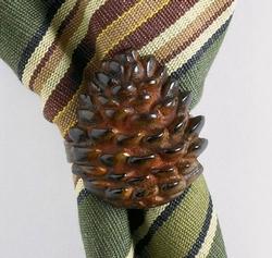 Pine Lodge Napkin Ring - Set of 2