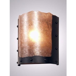 Timber Ridge Sconce - RIVETS