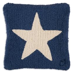 White Star on Blue 14