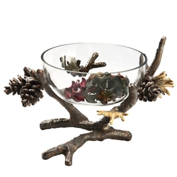 Pinecone Bowl