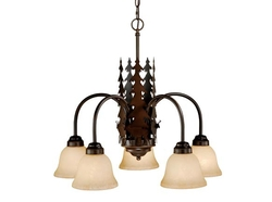 Bryce 5 Light Chandelier