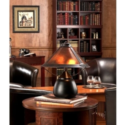 Craftsman/Mission Style Table Lamp