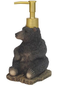 Black Bear Lodge Lotion Pump