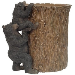 Black Bear Lodge Waste Basket