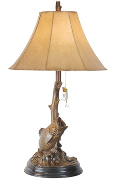 Bass Table Lamp - 27